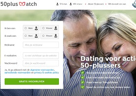 50PlusMatch dating 50plussers