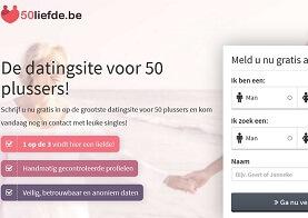 50Liefde 50 plus datingsite
