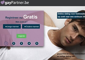 GayPartner gay datingsite