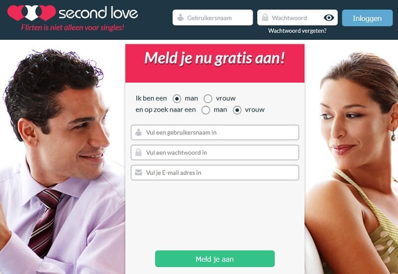 Second love dating website