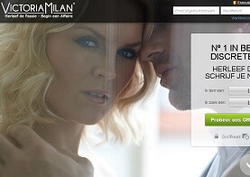 VictoriaMilan erotische datingsite