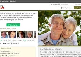 SeniorenGeluk 50 plus datingsite