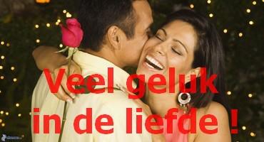 geluk liefde online daten